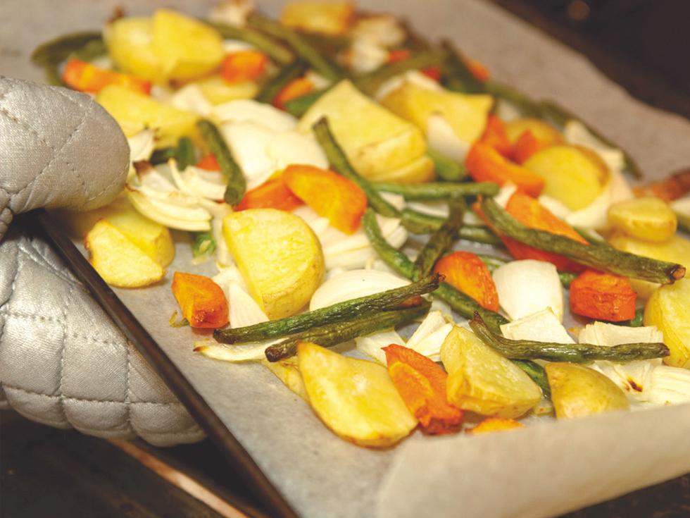 グリル野菜
