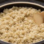 鍋で炊くさっぱり玄米ごはん