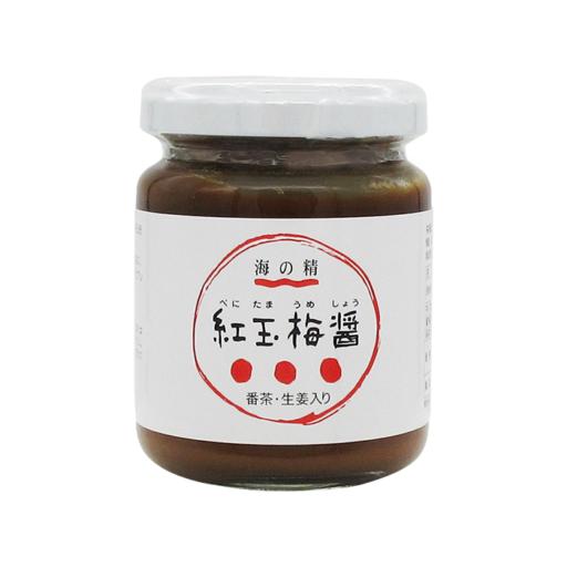 海の精 紅玉梅醤(国産)